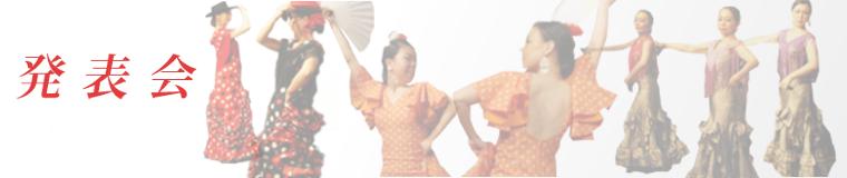 田尻希絵スペイン舞踊教室_発表会